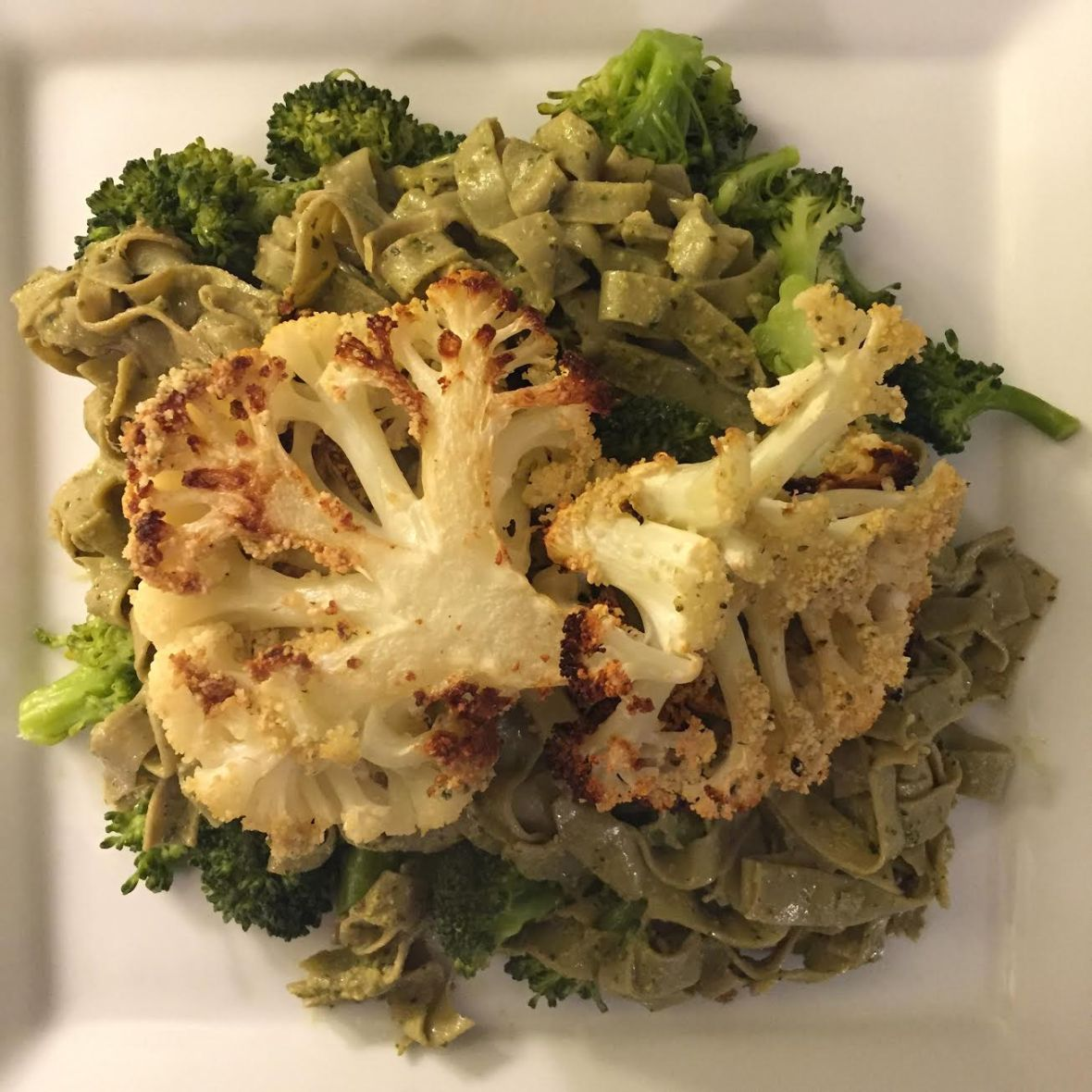 Cauliflower Steak Insta