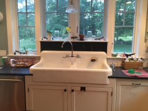 McGuire Kitchen Sink
