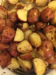 Roasted Potatoes 1