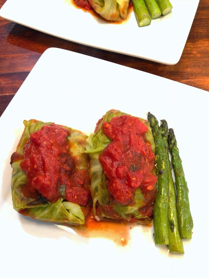 Stuffed Cabbage Update Photo