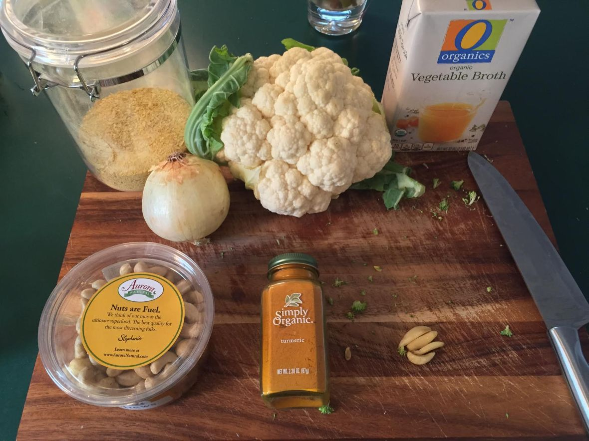 creamy-cauliflower-sauce-ingredients