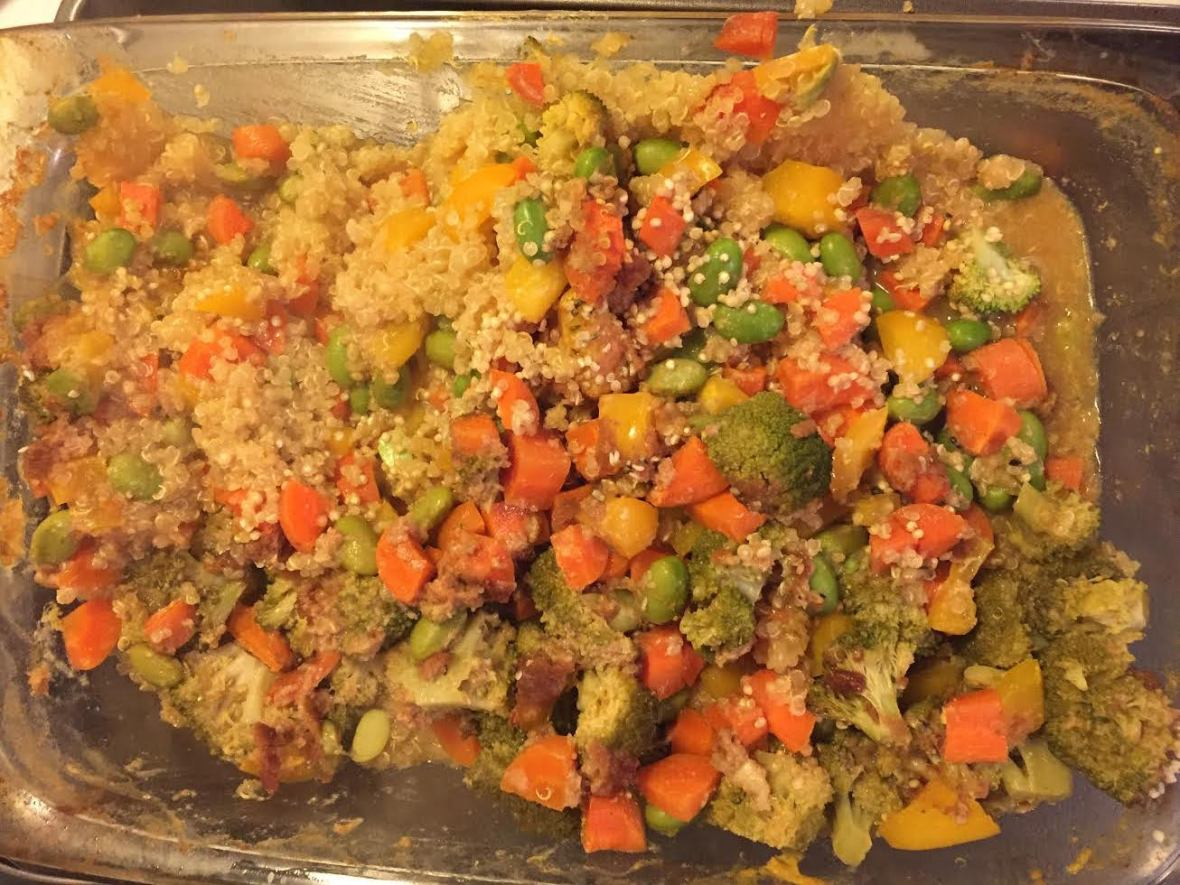 thai-quinoa-casserole-after-oven