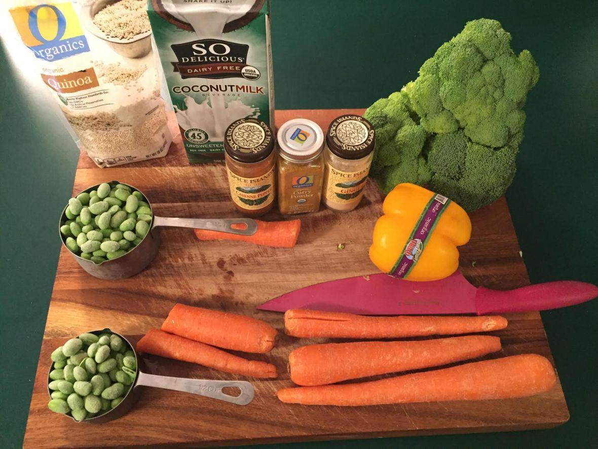 thai-quinoa-casserole-ingredients
