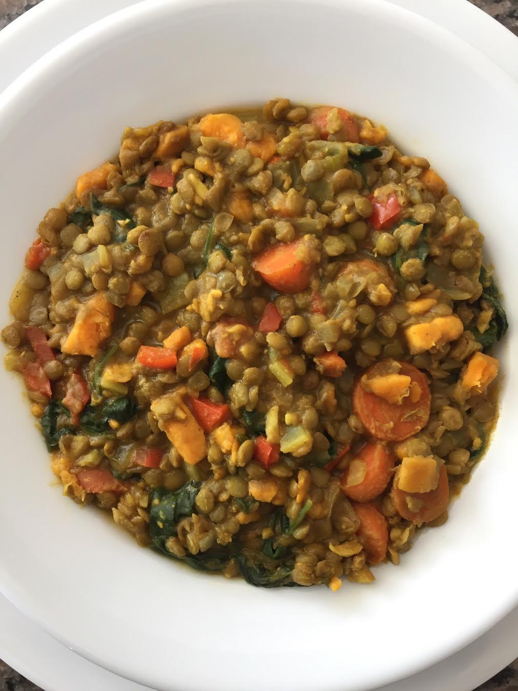 Moroccan Detox Soup Insta