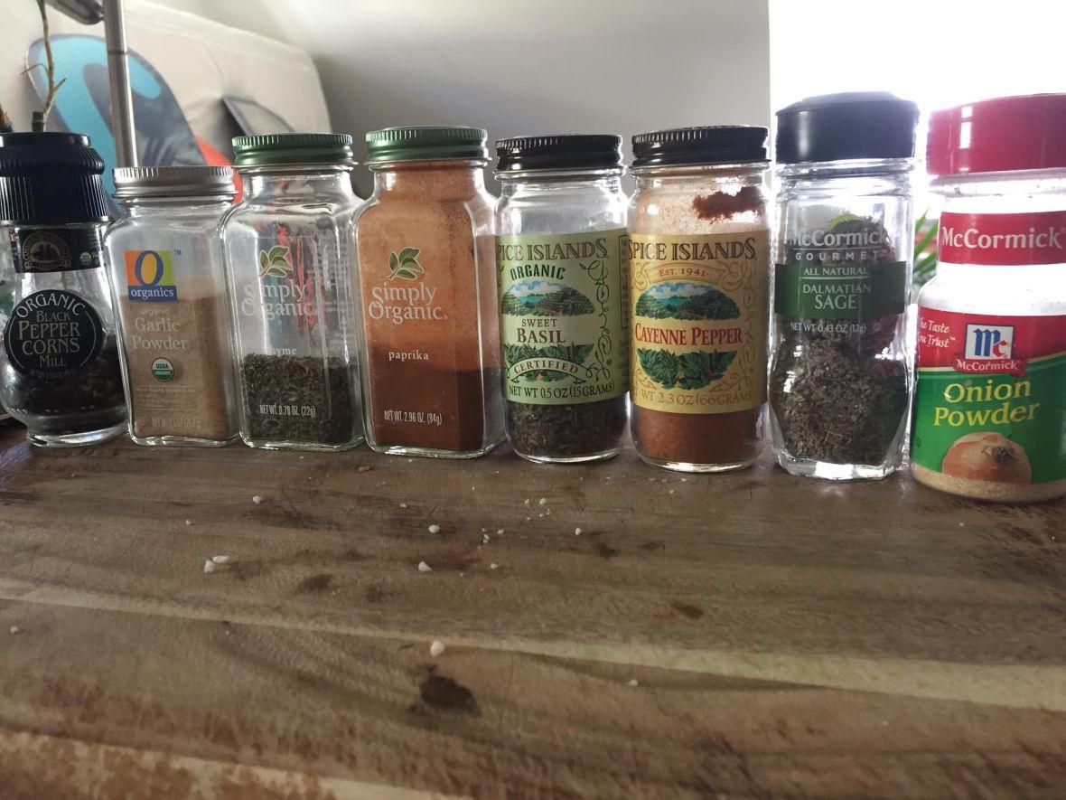 mushroom-tempeh-gumbo-spices
