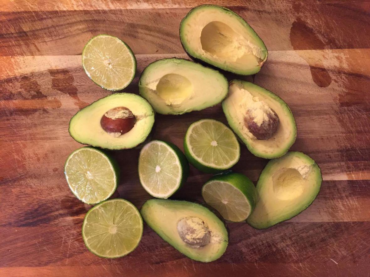 Avocados & Lime