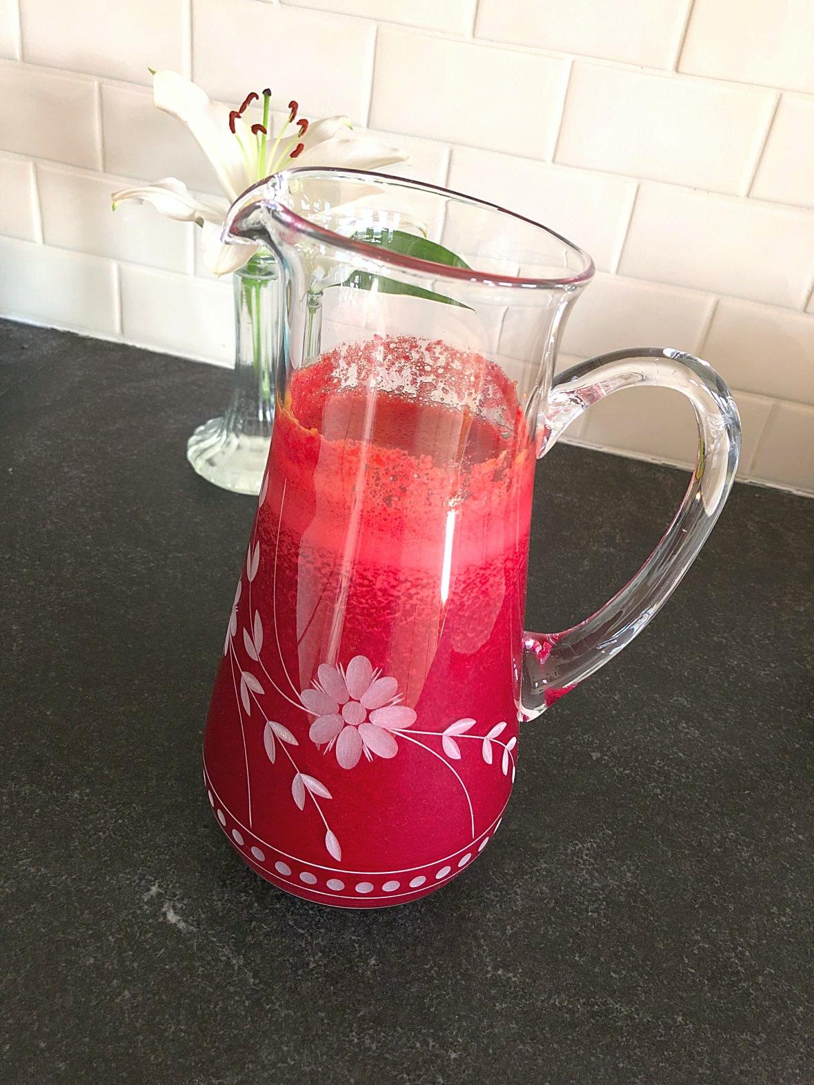Beet Juice Insta