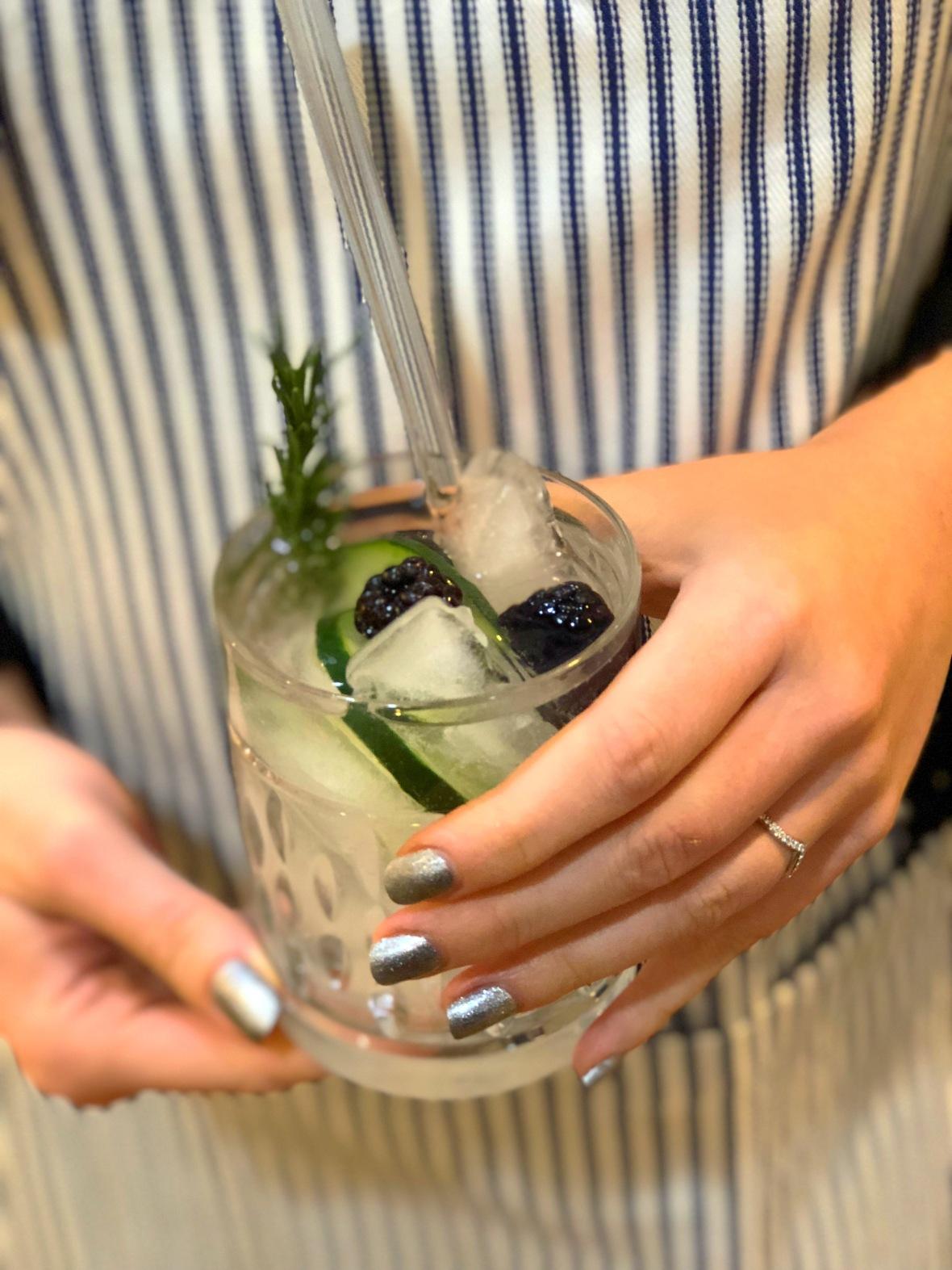 Gin Drink Insta