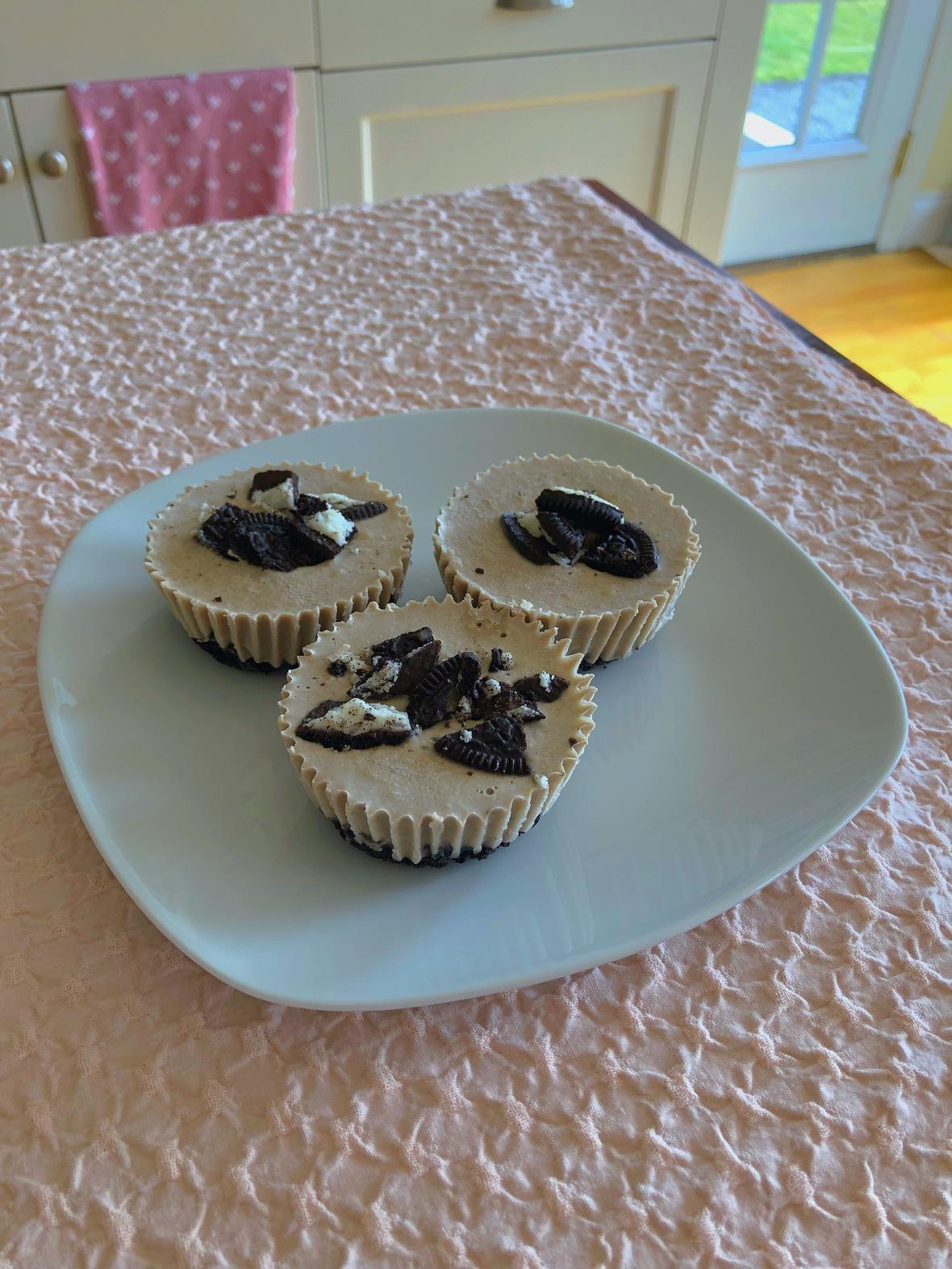 Oreo Cheezecake Bites Insta