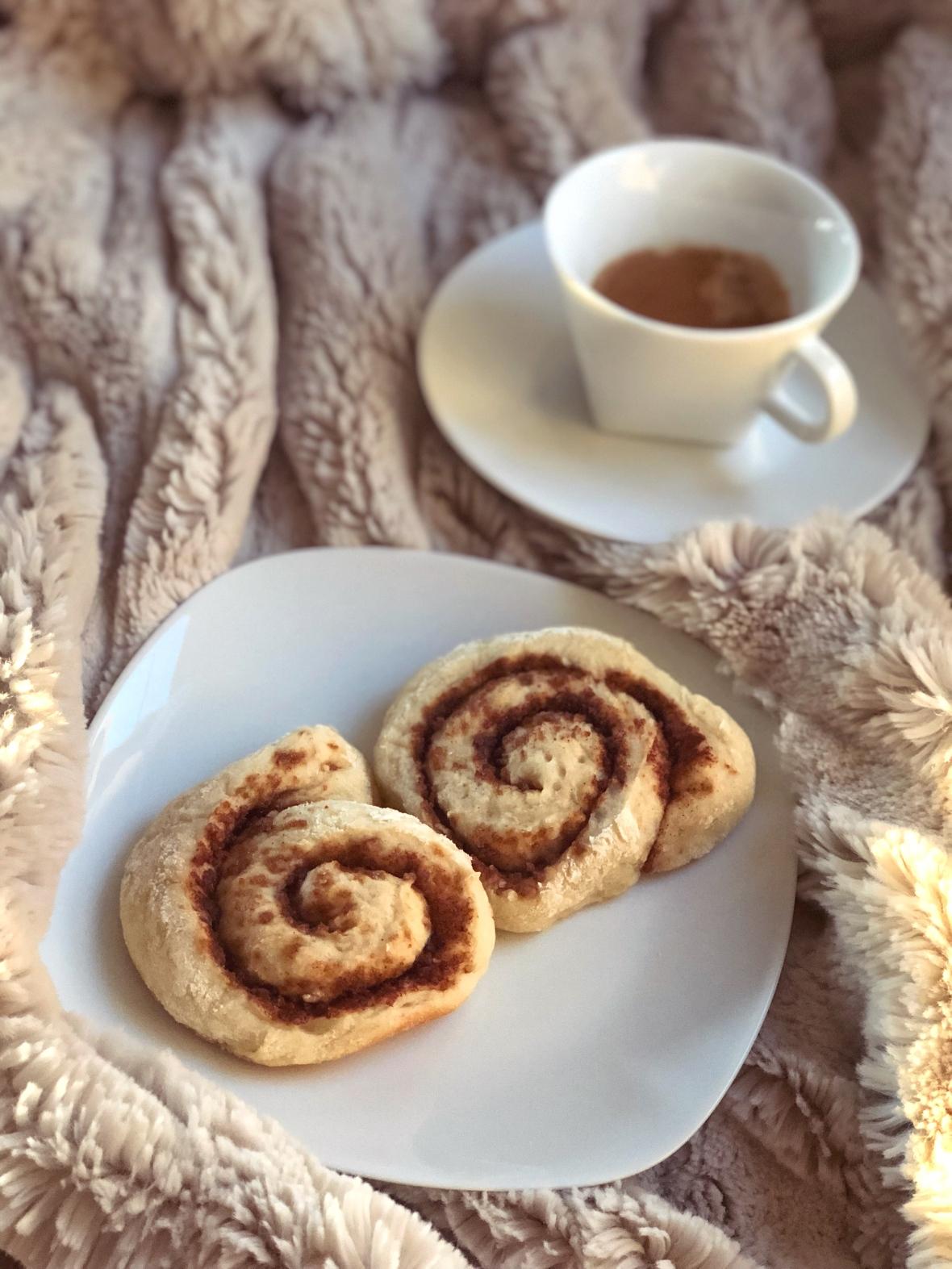 Cinnamon Roll Insta